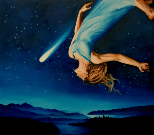 Rene_Lynch_Falling_Star_26x30_oil_canvas_2014_sm