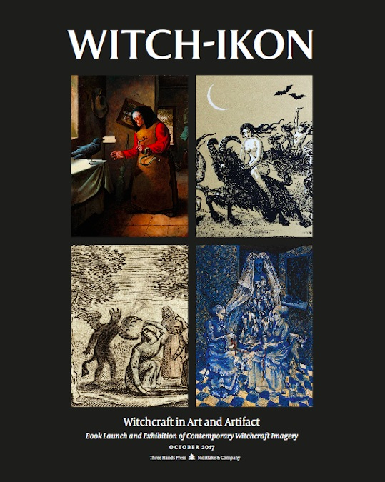 If you have the good fortune of being in Seattle, then you must jump on  your broom and fly to Mortlake & Company tonight for the opening of Witch-Ikon,  ...
